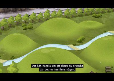 Grönare städer för Boverket