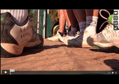 Tennisdokumentär för SVT